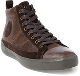 Polo Ralph Lauren Clarke Leather Sneaker