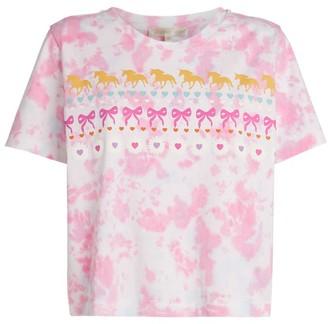 LoveShackFancy Calix Tie-Dye T-Shirt