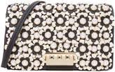 Zac Posen Earthette Floral Cross Body Bag