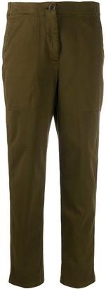 Aspesi Mid-Rise Utility Trousers