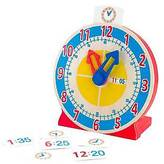 Melissa & Doug ; Turn & Tell Clock