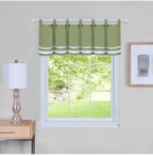 Dakota Window Curtain Valance, 58x14