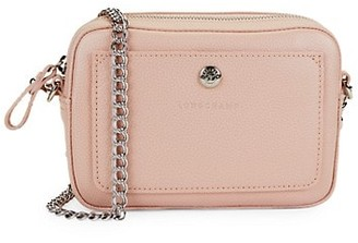 Longchamp Le Foulonne Convertible Leather Crossbody Bag
