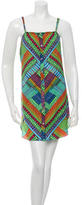 Mara Hoffman Sleeveless Patterned Dress