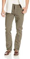 Jack Spade Men's Stonehill Slim Fit 5-Pocket Pant