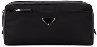 Prada Front Zip Toiletry Bag