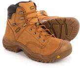Keen Mt. Vernon Mid Work Boots - Waterproof, Nubuck, Steel Toe (For Men)