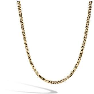 John Hardy Classic Chain Reversible Necklace