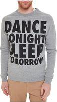 N°21 N21 Printed Sweatshirt