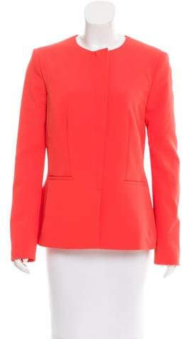 Cédric Charlier Structured Zip-Up Jacket w/ Tags