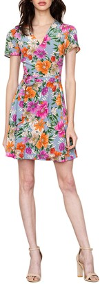 Yumi Kim Kennedy Wrap Floral Dress