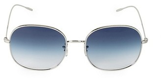 Oliver Peoples Mehrie 47MM Metal Sunglasses