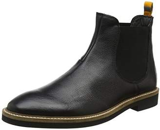Frank Wright Men's Hazelburn Chelsea Boots, (Black), 41 EU