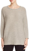 Eileen Fisher Crewneck Long Sweater