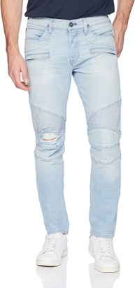 Hudson Men's Blinder Biker Moto Jeans