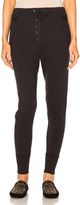 Etoile Isabel Marant Angele Heavy Cotton Sweatpants