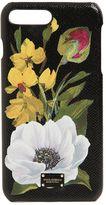 Dolce & Gabbana Flower Print Iphone 7 Plus Case