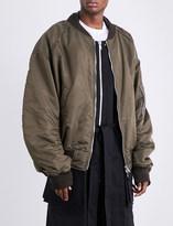 Juun.J JUUN J Archive shell bomber jacket
