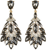 Cara Accessories Fan Drop Earrings