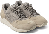 Asics - Gel Respector Two-tone Suede Sneakers