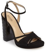 MICHAEL Michael Kors Women's Yoonie Platform Sandal