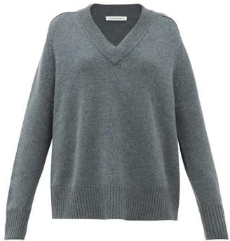 Extreme Cashmere - No.124 Vital Stretch-cashmere Sweater - Khaki