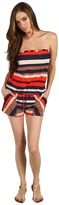 Marc by Marc Jacobs Vintag Strip Banau Rompr Womn's Jumpsuit & Romprs On Pic