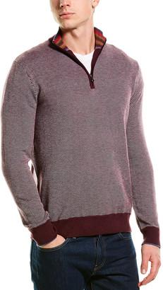 Robert Graham Rhett Wool-Blend Sweater
