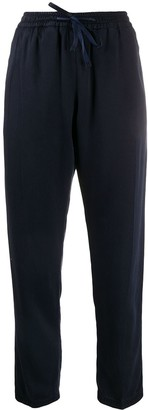 HUGO BOSS Drawstring Cropped Trousers