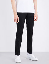 Paul Smith Slim-fit skinny stretch-cotton chinos