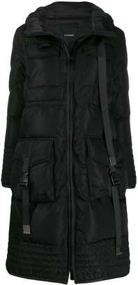 Pinko padded puffer coat