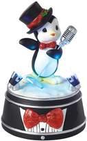 Precious Moments Singing Penguin Light-Up Musical Christmas Figurine