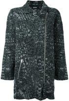Diesel zipped coat