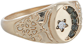 Accessorize Celestial Signet Ring
