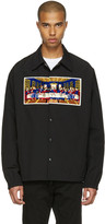 Facetasm Black Last Supper Short Jacket