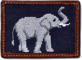 Smathers and Branson Elephant Card Case
