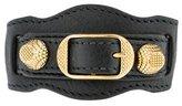 Balenciaga Giant Leather Bracelet