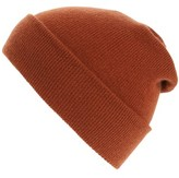 Norse Projects Men's Cashmere Beanie - Burgundy