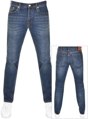 Paul Smith Tapered Fit Jeans Blue