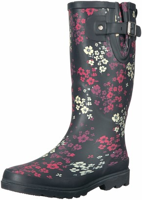 Western Chief Women's Printed Tall Waterproof Rain Boot