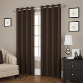 Eclipse Ridley Thermaweave Room Darkening Curtain