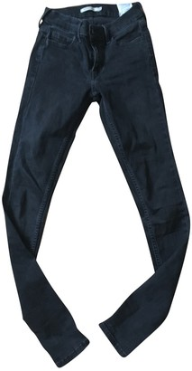 Levi's Grey Denim - Jeans Trousers for Women