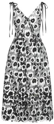 Self-Portrait 3/4 length dress