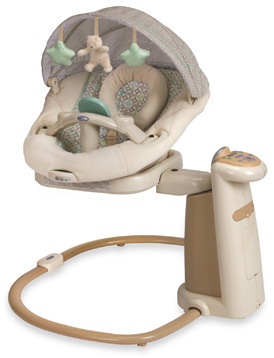 Graco Sweetpeace™ Soothing™ Swing - Astoria