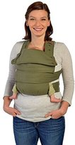 Marsupi Compact Front and Hip Baby Carrier Olive Green by Marsupi