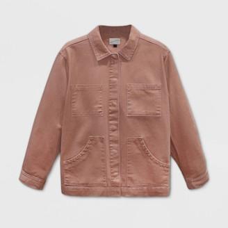 Universal Thread Women's Plus Size Long Sleeve Chore Jacket - Universal ThreadTM