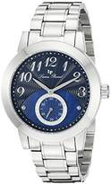 Lucien Piccard Women's LP-40002-33 Garda Analog Display Quartz Silver Watch