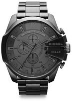 Diesel Stainless Steel Mega Chief Bracelet Watch