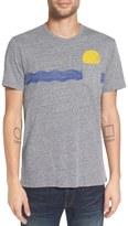 Altru 'Wavey Lines' T-Shirt