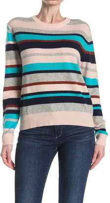 Line Phillipa Striped Cashmere Sweater